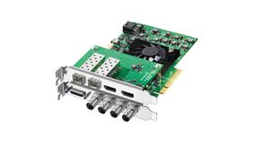 Image of a BlackMagic Decklink 4K Extreme SDI Capture Card