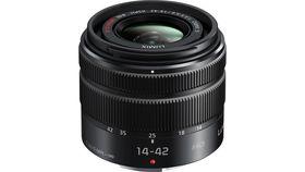 Image of a Panasonic 14-42mm f/3.5-5.6 II MFT Lens
