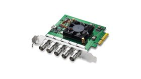 Image of a BlackMagic DeckLink Duo 2 SDI Capture Card