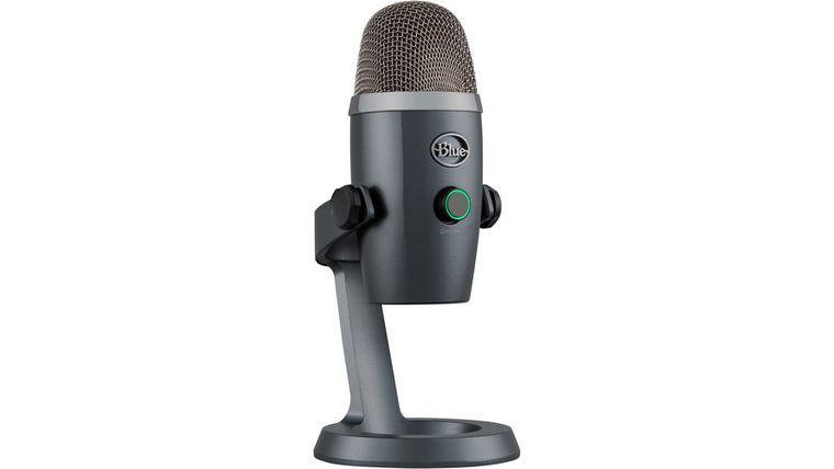 Picture of a Blue Yeti Nano USB Condenser Microphone