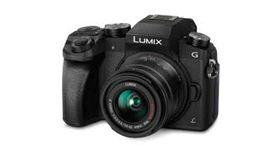 Image of a Panasonic G7 MFT Digital Camera PAN06
