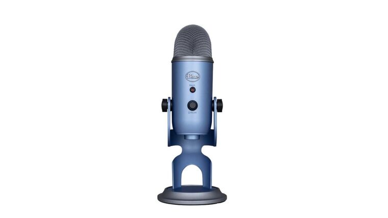 Picture of a Blue Yeti USB Microphone BLUY02