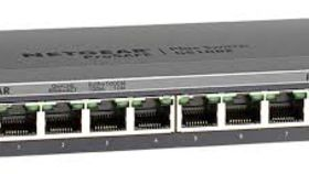 Image of a Netgear Switch GS108E
