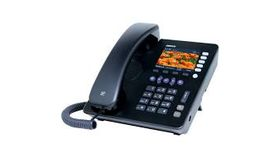 Image of a Obihai VOIP phone with Powersupply