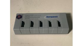 Image of a Clear-Com Tempest FX MBC05A-VA 5-Bay Beltpack Battery Charger