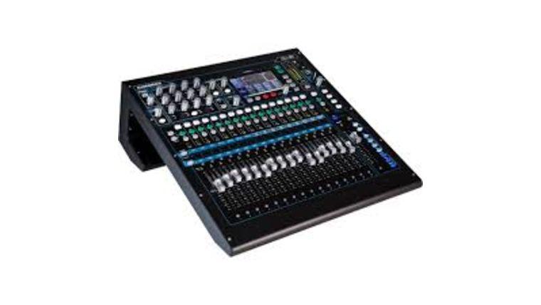 Picture of a Allen & Heath QU-16 Audio Mixer