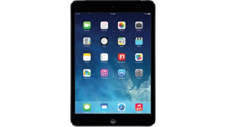 Picture of a Apple iPad Mini 2 with Retina Display ME276LL/A