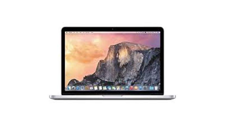 "Picture of a Apple MacBook Pro ""Core i5"" 2.6 13"" Late 2013 A1502- Unity Intercom Laptop"