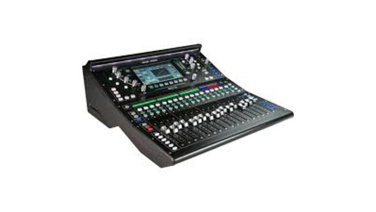 Picture of a Allen & Heath SQ-5 Audio Mixer w/ Dante