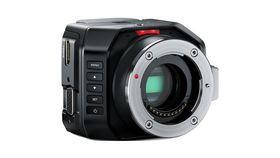 Image of a BlackMagic Micro Studio Camera 4K
