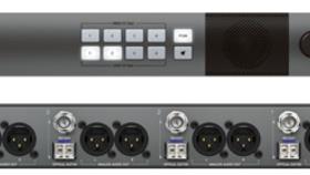 Image of a BlackMagic ATEM Studio Converter 2 Fiber Converter