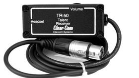 Image of a Clear-Com Talent Receiver TR-50