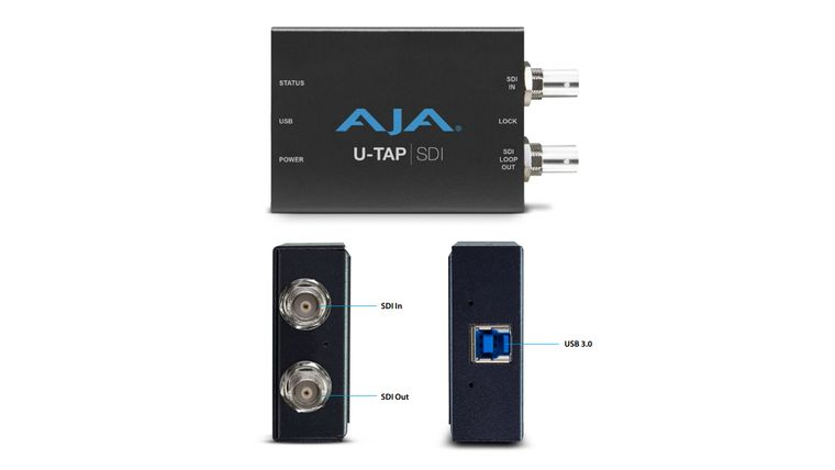 Picture of a AJA U-TAP SDI Capture