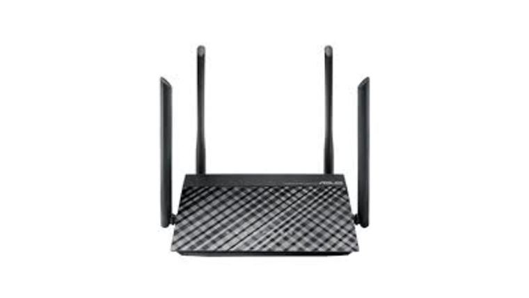 Picture of a Asus RT-AC1200 Router