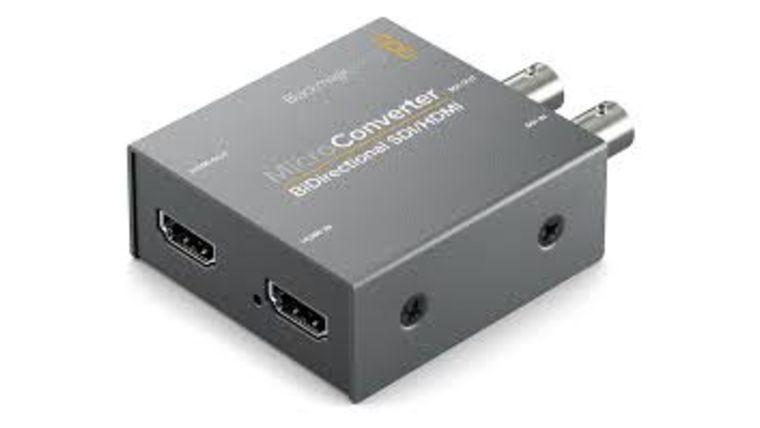 Picture of a BlackMagic Micro Converter BiDirectional SDI/HDMI