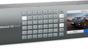 Image of a BlackMagic Smart Videohub 40 x 40