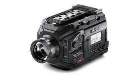 Image of a Blackmagic URSA Broadcast Camera