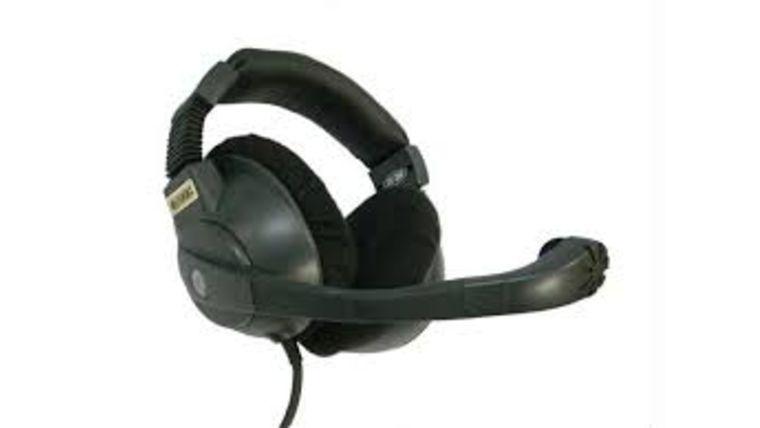 Picture of a Clear-Com CC-260 Intercom Headset