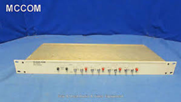 Picture of a Clear-Com PIC-4000B IFB Program Interrupt Controller