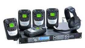 Image of a Clear-Com Tempest FX TMB44509INFX 900Mhz Intercom Base Station