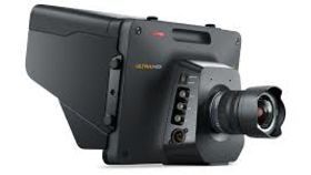 Image of a Blackmagic Studio Camera 4K