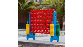 Image of a Giant Connect Four!