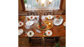 Image of a 8 Seater Farm Table