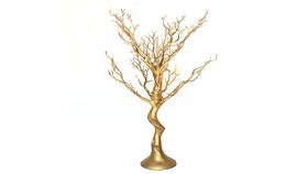 Image of a Gold Tree