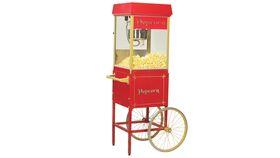 Image of a 8oz Popcorn Machine w/ Cart