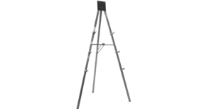 Image of a Aluminum Folding Easel