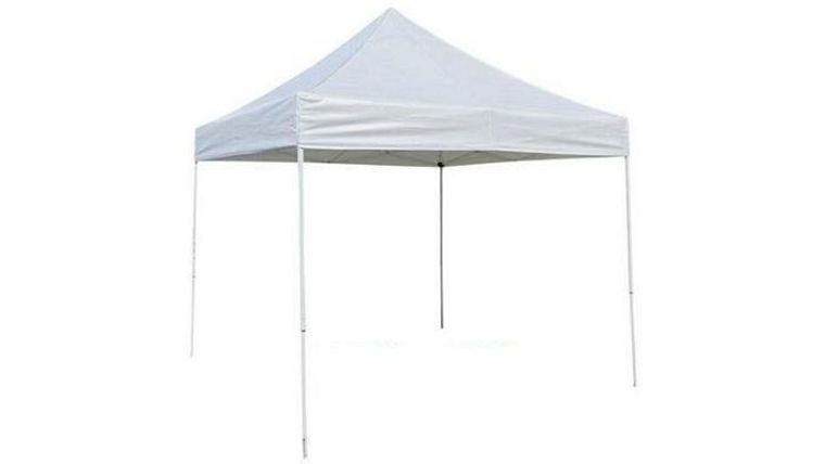 Picture of a 10' x 10' POPUP Tent