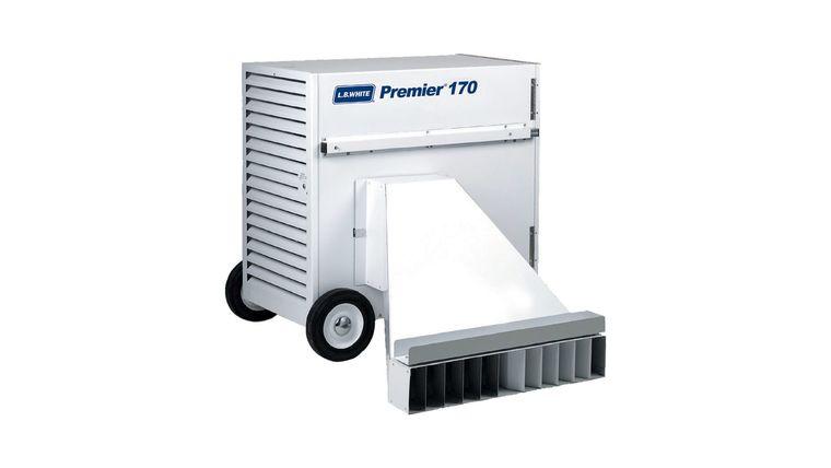 Picture of a 80K BTU Heater w/ Propane