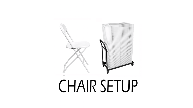 Picture of a Chair Setup