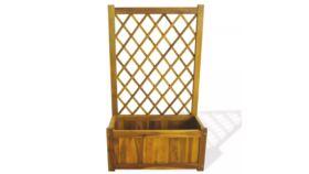 Image of a Lattice Wall + Lattice Box