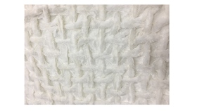 Image of a Blanket White Fuzzy