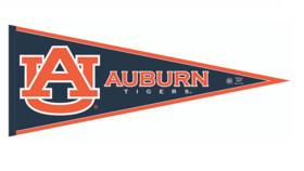 Image of a Auburn Tiger Banner