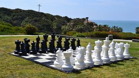 Image of a Giant Chess