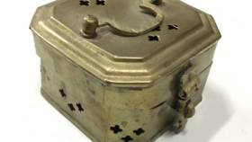 Image of a Brass Boxes Accessories
