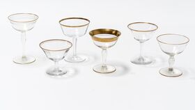 Image of a Gold Rim Coupes