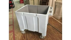 Image of a Gray Drink Caddy