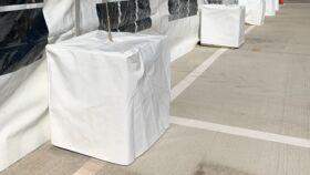 Image of a 250# Concrete Block W/ Cover