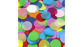 """Image of a 2"""" Multicolor Tissue Circles"""