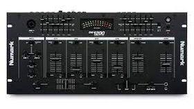 "Image of a Numark DJ Mixer DM1200 (19"")"