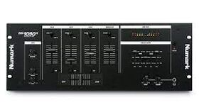 "Image of a Numark DJ Mixer DM1090 (19"")"