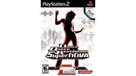 Image of a Dance Dance Revolution Supernova Video Game - PS2
