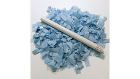 """Image of a 14"""" Baby Blue Tissue Flick Stick"""