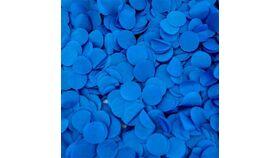 "Image of a 1"" Dark Blue Tissue Circles (1 LB)"
