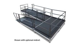"Image of a 24"" Wenger StageTek ADA Ramp"