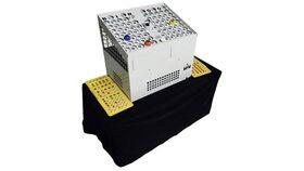 Image of a Bingo - Professional Budget Friendly Table Top Bingo Blower Machine