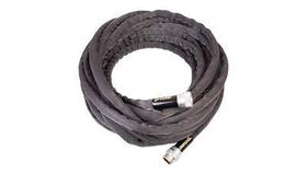 Image of a Zero-G 5/8-in x 50-ft Premium-Duty Kink Free Woven Gray Hose